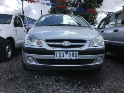2005 Hyundai Getz TB GL 4 Speed Automatic Hatchback Hoppers Crossing Wyndham Area Preview