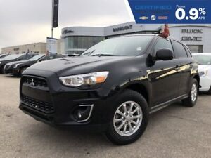 2015 Mitsubishi RVR 4WD | Heated Seats | Bluetooth Phone & Audio