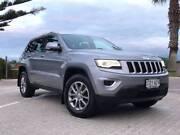 2013 Jeep Grand Cherokee WK Laredo Auto 4x2 MY14 Billet Silver Henley Beach Charles Sturt Area Preview