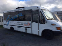 Iveco Daily Bus/Campervan Conversion Project