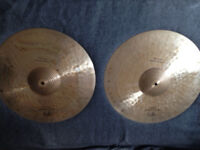 Zildjian K Constantinople 20 inch Vintage Orchestral Medium Heavy cymbals (TWO) RRP £988 Thomann