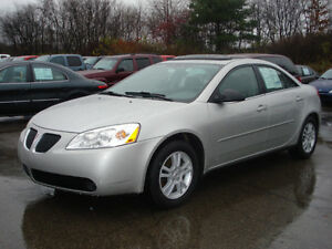 2005 Pontiac G6 SPORT--EXCELLENT CONDITION IN AND OUT Edmonton Edmonton Area image 1