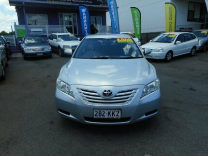 2007 Toyota Camry ACV40R Altise Silver 5 Speed Automatic Sedan Greenslopes Brisbane South West Preview