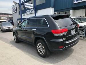 2014 Jeep Grand Cherokee Limited-FULL-AUTO-MAGS-CUIR-TOIT-4X4
