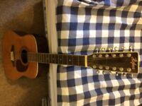 Hofner 12 string Electro-Acoustic Guitar