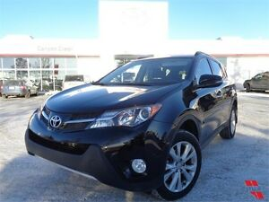 2015 Toyota Rav4 Limited AWD 6AT