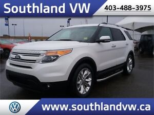 2013 Ford Explorer Limited .  **LEATHER-SUNROOF**