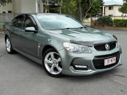 2015 Holden Commodore VF II MY16 SV6 Grey 6 Speed Sports Automatic Sedan Chermside Brisbane North East Preview