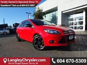 2013 Ford Focus SE *ACCIDENT FREE*ONE OWNER*LOCAL BC CAR*