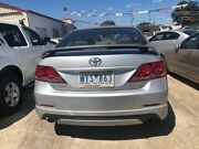 2008 Toyota Aurion GSV40R Sportivo SX6 Silver 6 Speed Auto Sequential Sedan Hoppers Crossing Wyndham Area Preview
