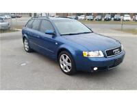 2005 Audi A4 1.8T Loaded Excel Shape Avant Wagon Certified