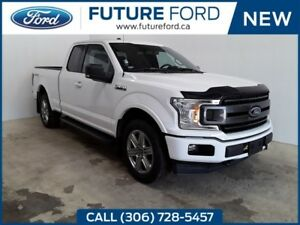 2018 Ford F-150 XLT|SYNC3|SPORT PACKAGE|NAVIGATION|TAILGATE STEP