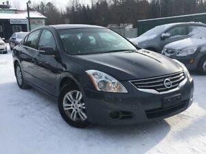 2010 Nissan Altima 2.5 SL 1-OWNER NO ACCIDENT LEATHER HTD SEATS