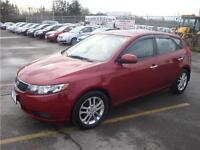 2011 Kia Forte 5 Financing available on approved credit