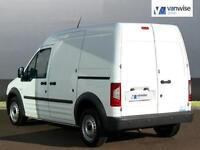 2013 Ford Transit Connect T230 HR VDPF Diesel white Manual
