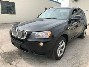 2011 BMW X3 xDRIVE 28i   PANORAMIC ROOF/NO ACCIDENT