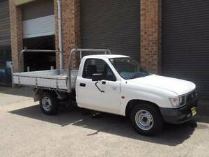 2000 Toyota Hilux Ute Trundle tray alloy back ready for work Smithfield Parramatta Area Preview