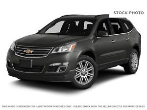 2014 Chevrolet Traverse AWD 4dr 1LT