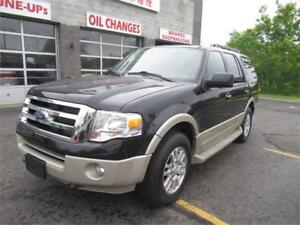 2010 Ford Expedition Eddie Bauer, accident free 8 seat certified