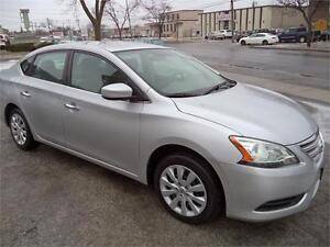 2013 Nissan Sentra S VERY LOW 31000 MILES FINANCING AVAILABLE