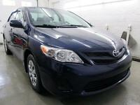 2011 Toyota Corolla AUTOMATIQUE A/C BLUETOOTH CRUISE 68,000KM
