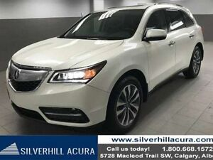 2014 Acura MDX Navigation Package SH-AWD *New Tires & Brakes*