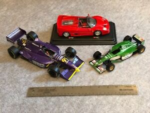 Three Die Cast Model Cars - $20.00 each or all three for $50.00
