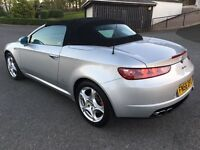 2009 Alpha Romeo Spider Convertible. Diesel. Automatic. 71500 mls. Leather Seats. 10 Mths MOT.