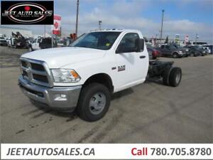 2015 Ram 3500 ST Regular Cab & Chassis GAS Truck