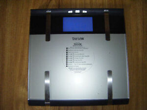 Taylor Body Analyzer Scale for sale.      Truro
