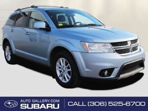 2013 Dodge Journey SXT | AWD | V6 | WELL CARED FOR TRADE | FINAN