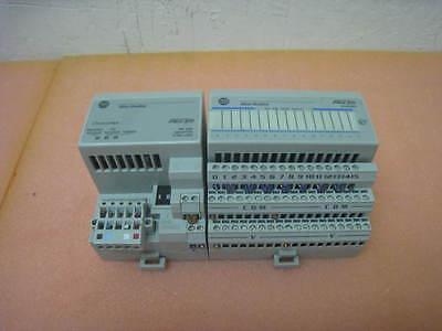 Allen Bradley DeviceNet 96265075, 1794-ADN, Felx I/O 1794-1816, 326278