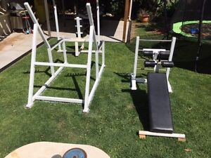 Home Gym Equipment and weights Victoria Point Redland Area Preview