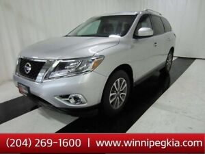 2016 Nissan Pathfinder SV *Accident Free!*