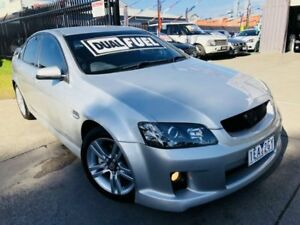 2008 Holden Commodore VE MY09.5 SV6 Silver 5 Speed Automatic Sedan Brooklyn Brimbank Area Preview