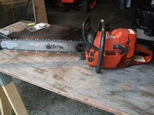 372 XPG Husqvarna Power Saw