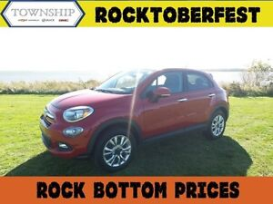 2016 FIAT 500X - All Wheel Drive - Factory Warranty