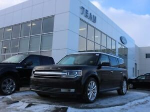 2013 Ford Flex LIMITED, 301A, ACCIDENT FREE, SYNC, NAV, REAR CAM