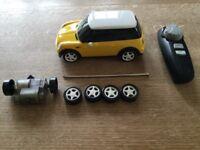Mikko Mini Cooper radio controlled car