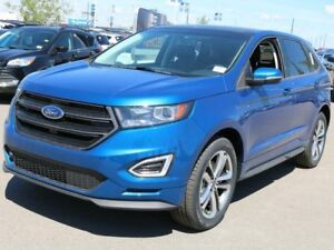 2018 Ford Edge SPORT, 400A, AWD, 2.7L V6, SYNC3, NAV, MOONROOF,