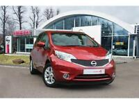 Nissan Note 1.2 Acenta Premium PETROL MANUAL 2013/63