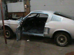 Wanted 1967 or 68 Mustang Fastback