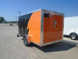BLOW OUT SALE 2017 NEO 7X12' MOTORCYCLE TRAILER London Ontario image 2