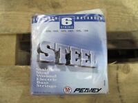 Peavey bass strings for 4,5 or 6 string bass