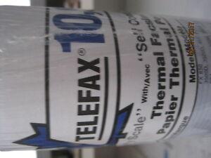 Papier Thermal   Télécopieur ( Fax )