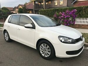 2012 Volkswagen Golf VI MY12.5 118TSI DSG Comfortline White 7 Speed Sports Automatic Dual Clutch Croydon Burwood Area Preview