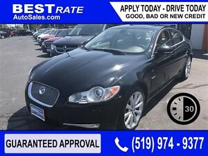 JAGUAR XF - APPROVED IN 30 MINUTES! - ANY CREDIT LOANS
