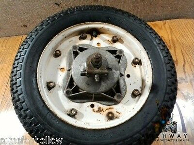 OEM BENELLI Wheel and brake assembly
