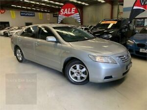 2007 Toyota Camry ACV40R Altise Silver 5 Speed Automatic Sedan Laverton North Wyndham Area Preview