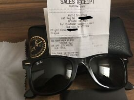 Rayban RB2140 sunglasses